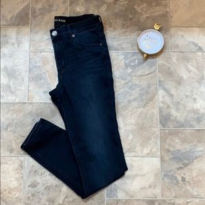 Express High Rise Jeans